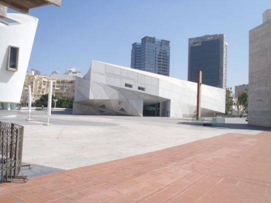 Museum of Art v Tel Avivu